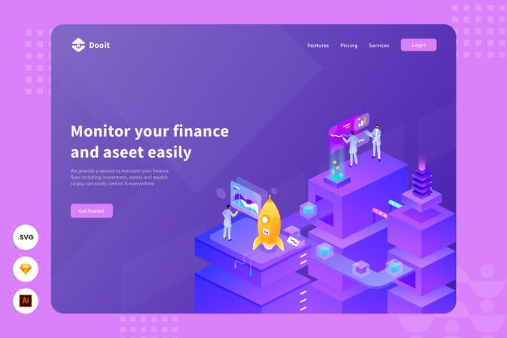 Thumbnail for Control Your Resource of income - Website Header