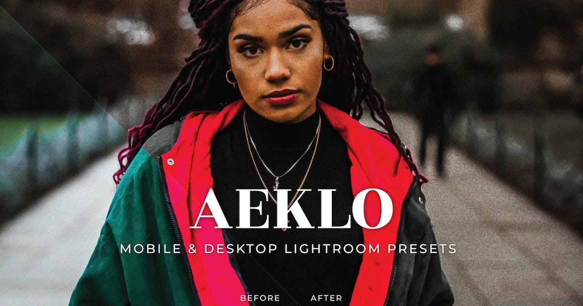 Download Aeklo Mobile and Desktop Lightroom Presets by Laksmitagraphics