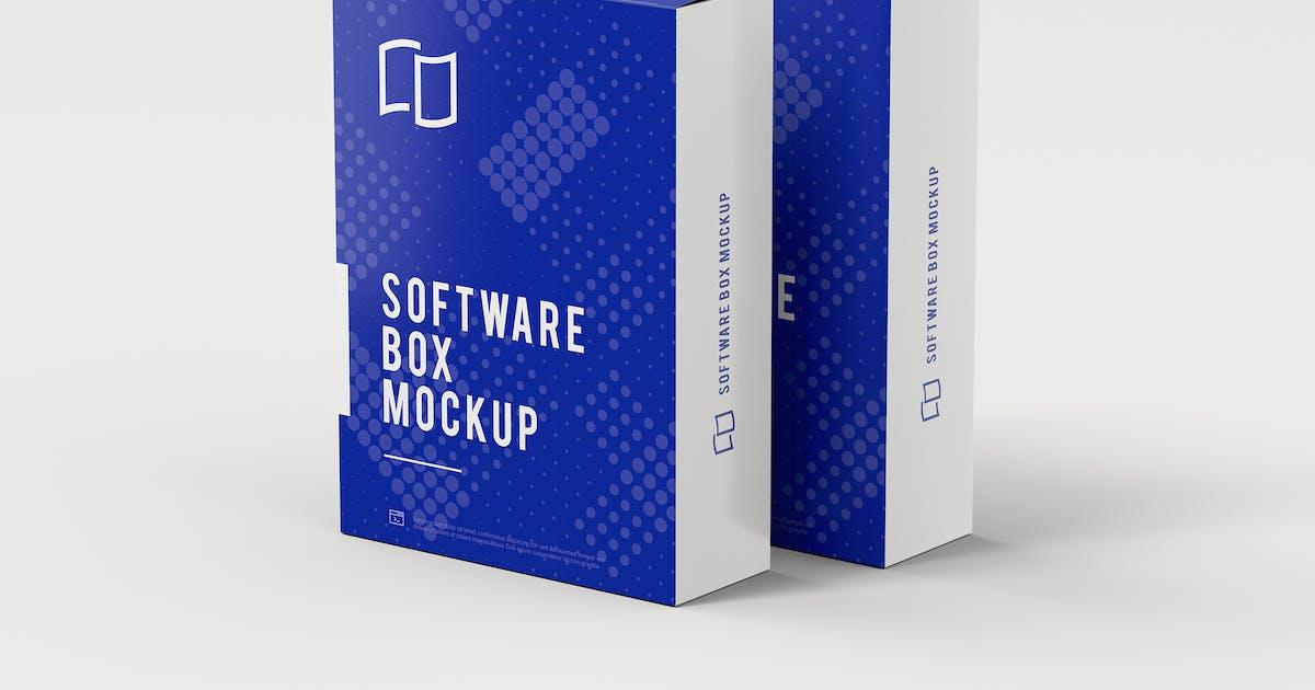 Download Software Box MockUp by goner13