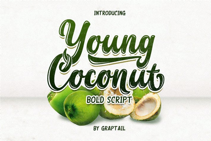 Thumbnail for Young Coconut