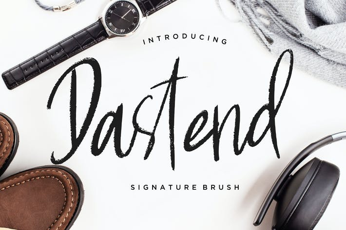 Thumbnail for Dastend Signature Brush