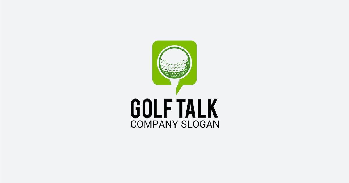 golf talk by shazidesigns