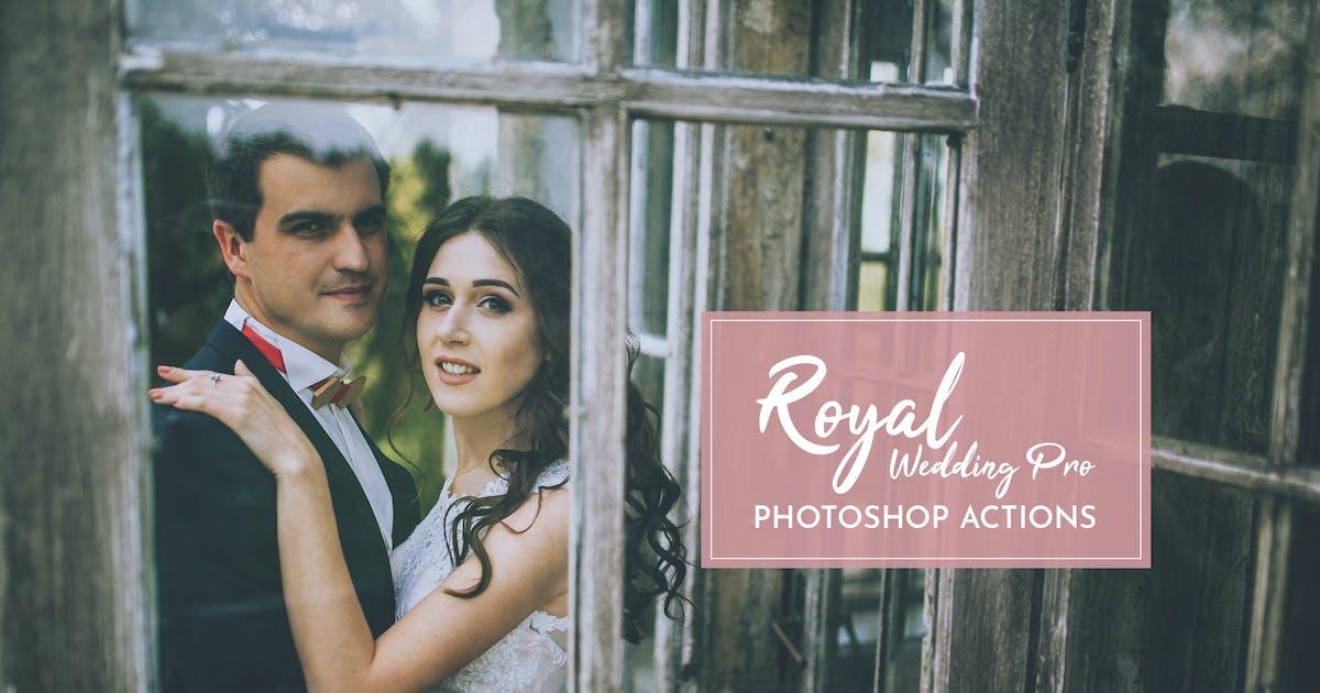 Royal Wedding Pro Photoshop Actions by creativetacos