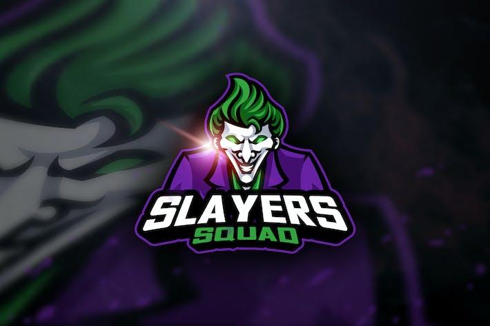 Thumbnail for Joker - Mascot & Esport Logo