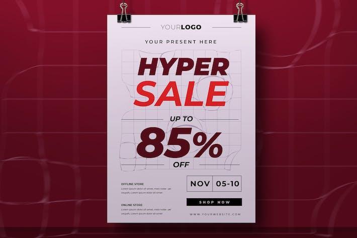 Thumbnail for Hyper Sale Flyer