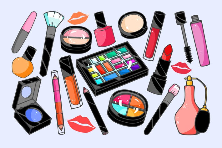 Thumbnail for Cosmetics Clipart