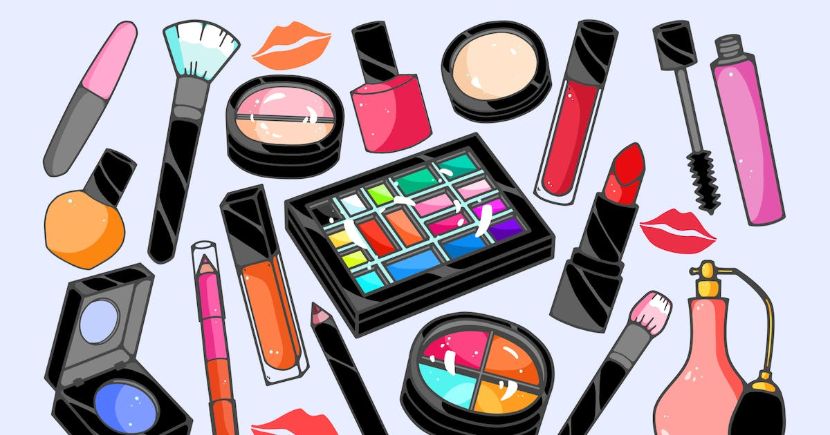 Download Cosmetics Clipart by Jumsoft