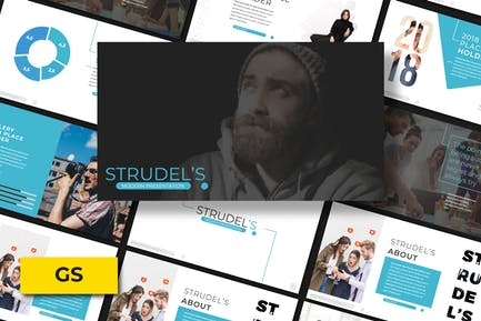 Strudel's Google Slide