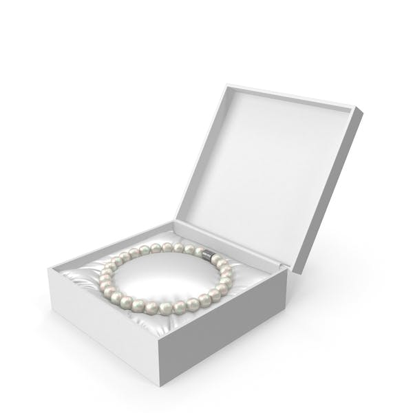 Thumbnail for Pearls Bracelet In A White Gift Box