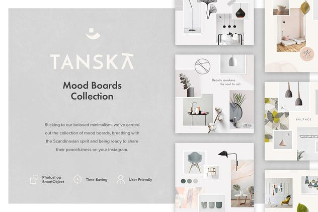Tanska Mood Boards Collection - product preview 0