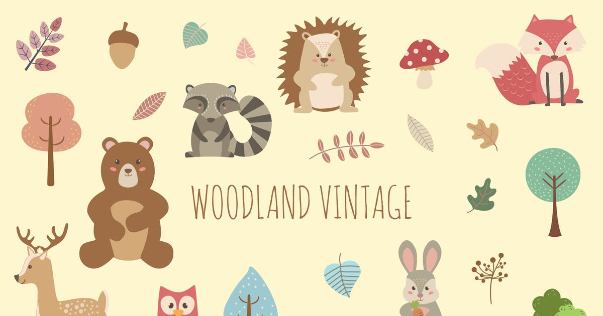 Download Animal Vintage by vintagio