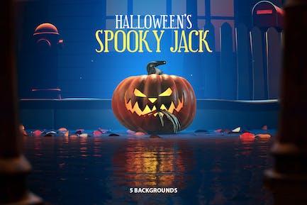 Halloween Spooky Jack