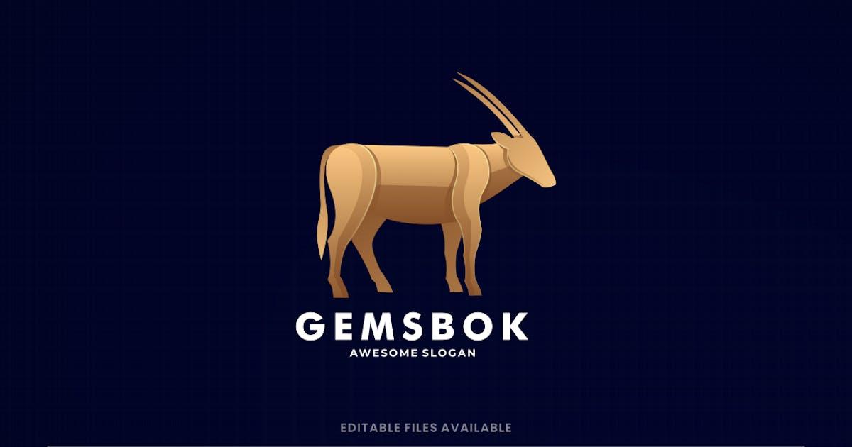 Download Gemsbok Gradient Logo by artnivora_std