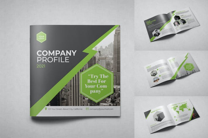 Thumbnail for Square Company Profile