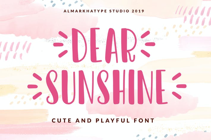 Thumbnail for Dear Sunshine