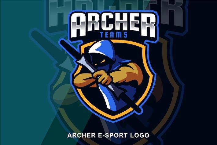 Thumbnail for Archer E sport logo