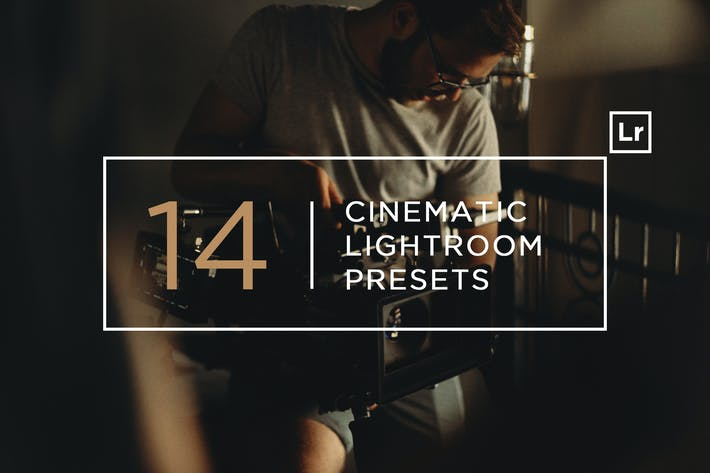 Thumbnail for 14 Pro Cinematic Lightroom Presets