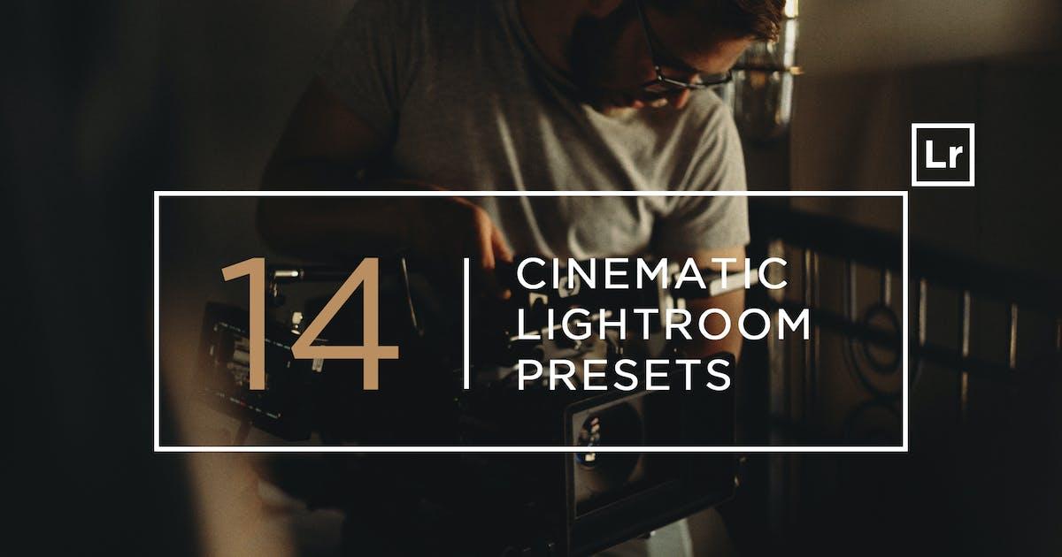 Download 14 Pro Cinematic Lightroom Presets by zvolia