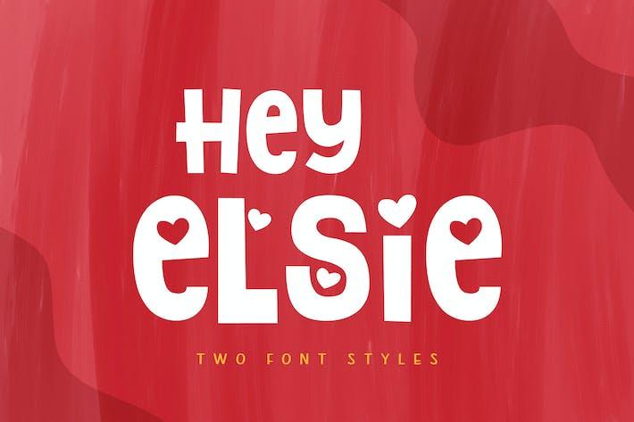Thumbnail for Hola, Elsie.