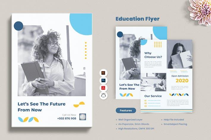 Thumbnail for Education Flyer