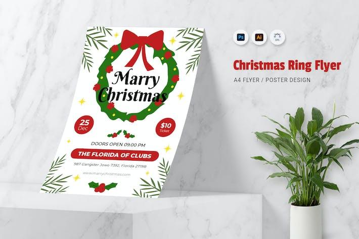 Christmas Ring Flyer