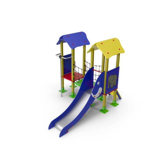 Cover Image for Playground Slide Castle