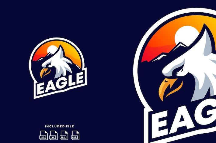 Thumbnail for Eagle Logo Design Template