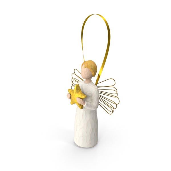 Ангел орнамент