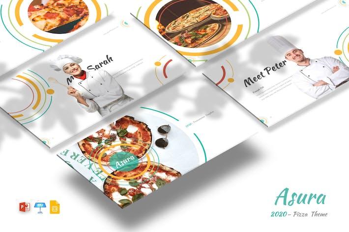 Thumbnail for Асура - Шаблон представления еды