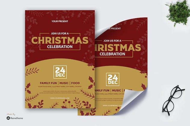 Christmas Celebration - Poster AS