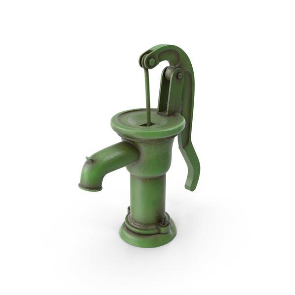 Handwasserpumpe