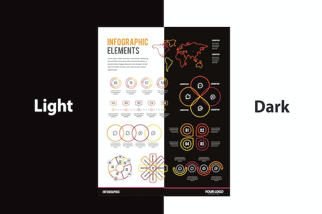 Infographic Examples for Designer V.49 - product preview 3