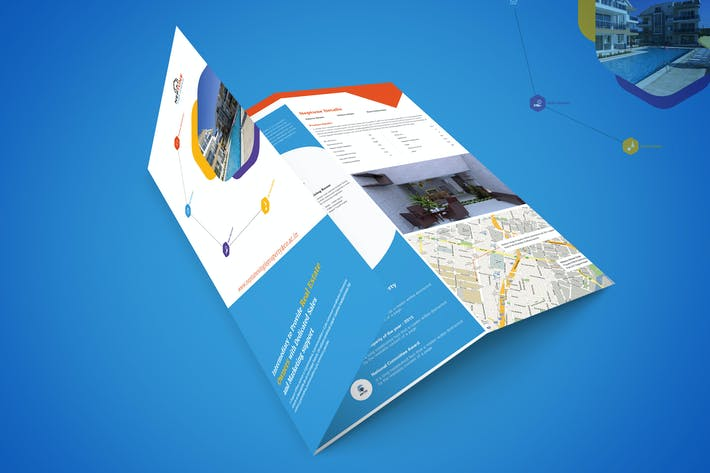 Thumbnail for Real Estate - Trifold Brochure