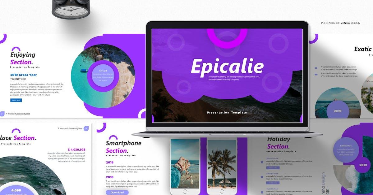 Download Epicalie | Google Slides Template by Vunira
