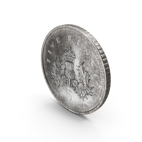 5 Pence Coin
