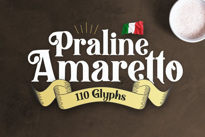 Praliné Amaretto - Fuente Vintage