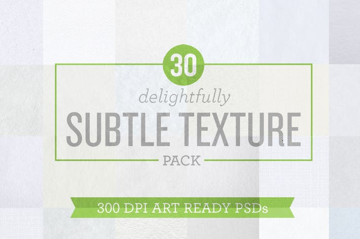 Thumbnail for 300 dpi Delightfully Subtle Texture PSDs