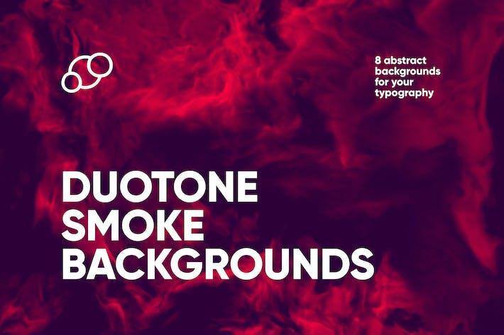 Thumbnail for Doutone Smoke Backgrounds