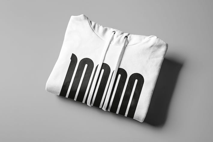 Cover Image For Hoodie Mock-up