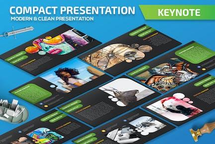 Compact Keynote Presentation