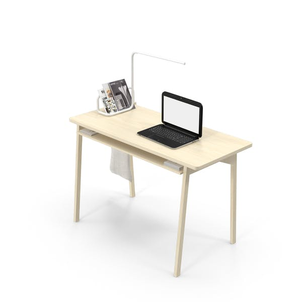 Desk Object Set