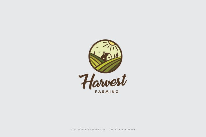 Thumbnail for Harvest Farming Logo