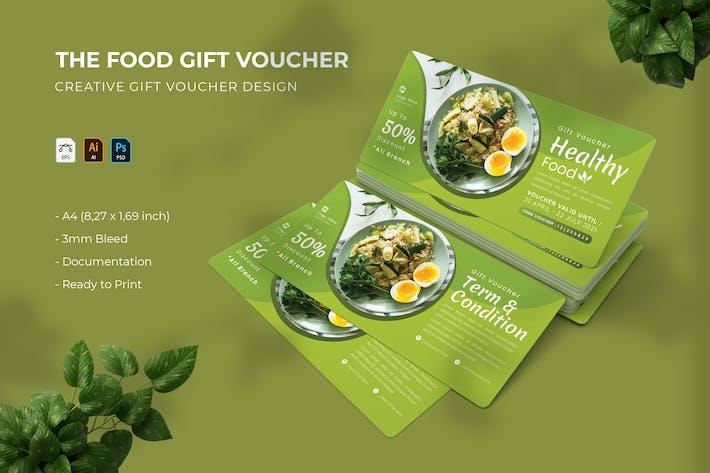 Healthy Food | Gift Voucher