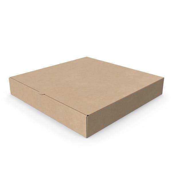 Pizza Box Kraft Paper 10 inch