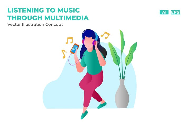 Thumbnail for Listening to Music Through Multimedia