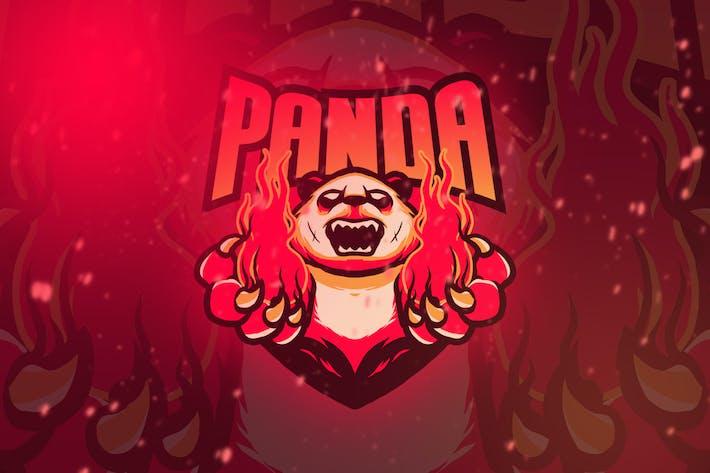 Thumbnail for Panda Esport Logo Vol. 5