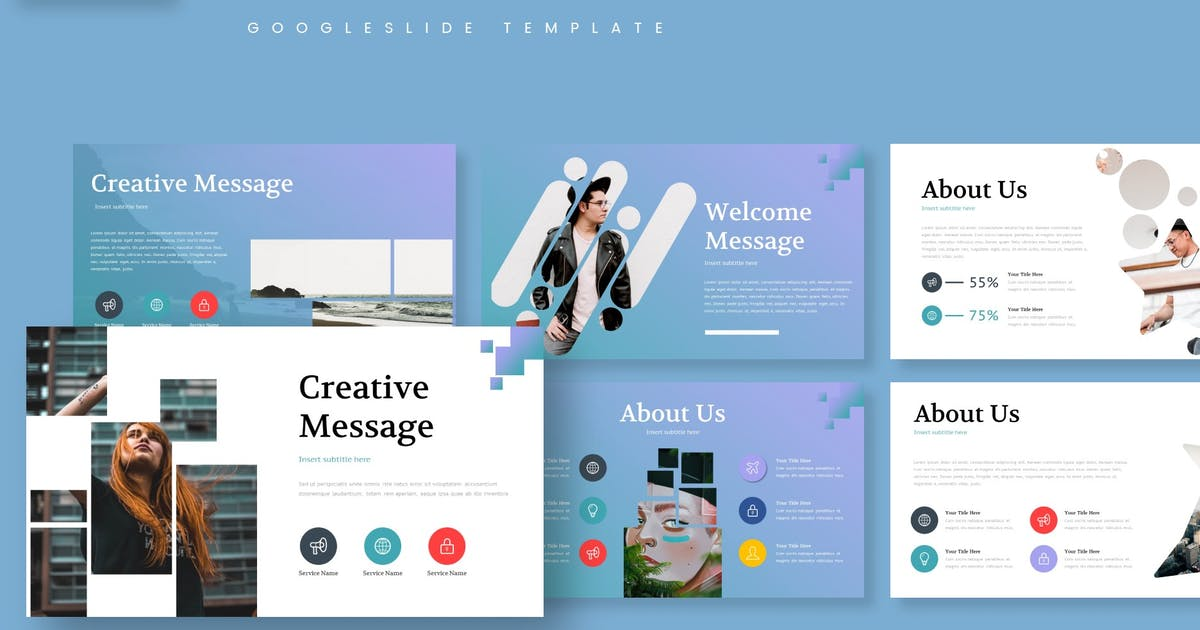 Download Onica - Google Slide Template by aqrstudio