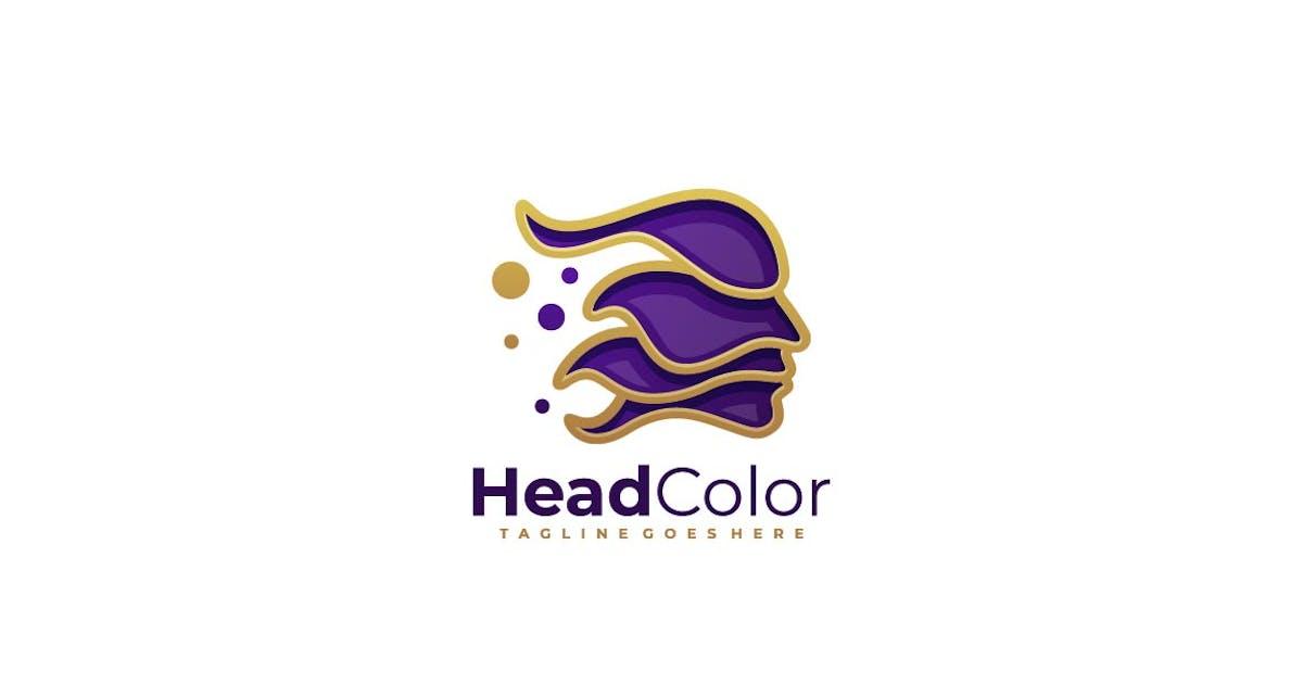 Download Abstract Human Head Logo Template by ivan_artnivora