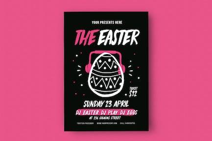 Die Osterfeier