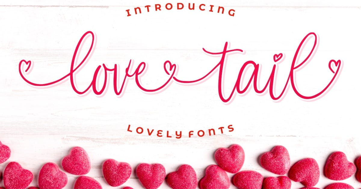Download Love Tail - Beauty Love Swashes by garisman